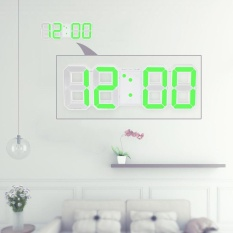 Toko Multifungsi Led Besar Jam Dinding Digital 12 H 24 H Tampilan Waktu Dengan Alarm Dan Tunda Fungsi Pencahayaan Yang Dapat Disesuaikan Intl Terlengkap Di Hong Kong Sar Tiongkok