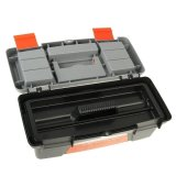 Spesifikasi Multifungsi Kotak Alat Plastik Dengan 2 Layer Compartment Jl G 526A Abu Abu Baru