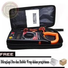 Multimeter Digital Clamp Meter Tang Ampere Digital Alat Uji Arus Listrik Dt266 Perkakas Tool Jawa Barat Diskon