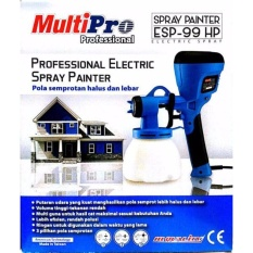 Multipro Mesin Spray Painter Cat Semprot Elektrik - Esp 99 Hp By Papa Teknik.