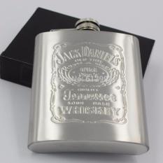 Harga Murah Hip Flask Jack Daniel S Stainless Steel Botol Minum Arak Beer Wine Jack Daniels Whiskey Online Jawa Barat