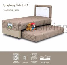 Musterring Springbed Multi Bed Master Pillow Top Chicago Style 160 X Source · Musterring 2 In 1 Symphony Kids 100 X 200 Fullset MH7 Porto