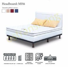 Harga Musterring Multibed Master Pillow Top 100X200 Fullset Chicago Mh Yang Murah Dan Bagus