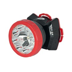 MUXINDO 1881 Lampu Senter Kepala Headlights Rechargeable 2 Jenis Lampu Serbaguna Warna RANDOM