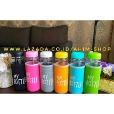 Toko My Bottle Clear 545 Ml Pouch 6Pcs Botol Minum Infused Water Warna Warni Jawa Timur