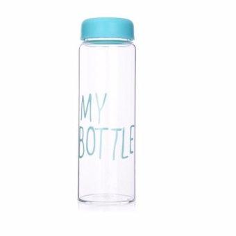 Berapa Harga My Bottle New Clear Botol Warna Warni 500ml Pink Plus Source · My Bottle
