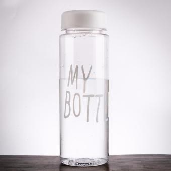 My Bottle CLEAR Botol Minum - Putih