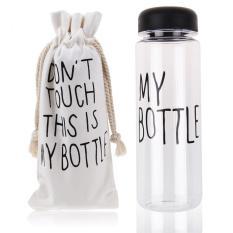 My Bottle FULL Pouch 500ml HIGH QUALITY - LAKU LAKU