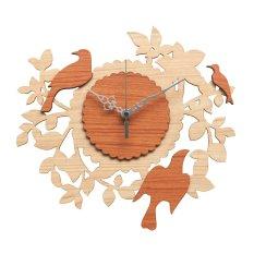 Toko Nail Your Art Jam Dinding Unik Artistik Bird Nest I Artistick Unique Wall Clock Murah Banten