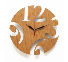 Beli Nail Your Art Jam Dinding Unik Artistik Classical 3 6 9 Artistic Unique Wall Clock Kredit Banten