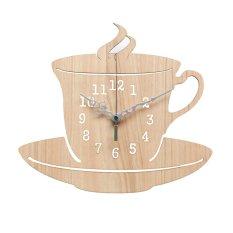 Harga Nail Your Art Jam Dinding Unik Artistik Coffeecup Artistic Unique Wall Clock Yang Murah
