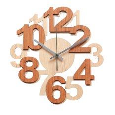 Harga Nail Your Art Jam Dinding Unik Artistik Numbers I Artistic Unique Wall Clock Terbaru