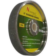 Ulasan Nankai Diamond Grinding Wheel Batu Asah Poles Akik Diamond 6 100 Perkakas Tool
