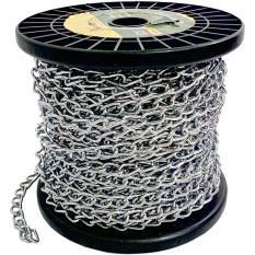 Jual Nankai Rantai Besi Galvanis Meteran Gulungan 2Mm X 30M Galvanis Metal Chain Perkakas Tool Branded Original