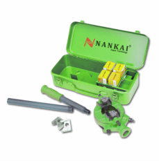 Review Perkakas Nankai Senai Pipa Alat Buat Drat Manual Ratchet Die Stock 1 2 1 1 4 Banten