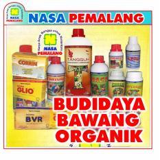 Paket Pupuk Organik Budidaya Bawang Merah Power Nutrition Supernasa Poc Nasa Hormonik Pentana Bvr Pestona Glio Corrin Aero