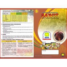 NASA PUPUK - Paket Pupuk Budidaya Kelapa Sawit (Supernasa + Power Nutrition + Pocnasa + Hormonik) dan PENGENDALI HAMA