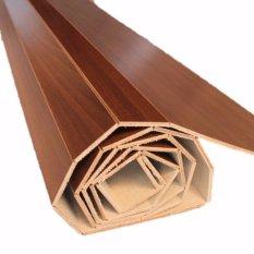 Diskon Native Borneo Karpet Plywood 260Cm X 350Cm Coklat Tua Native Borneo
