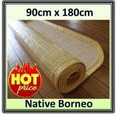 Harga Native Borneo Tikar Rotan Saburina 90Cm X 180Cm Kuning Lampit Rotan Saburina Lampit Saburina Tikar Kalimantan Tikar Borneo Lampit Kalimantan Karpet Rotan Natural Tikar Anyaman Karpet Anyaman Rotan Karpet Ruang Tamu Tikar Tradisional Baru Murah