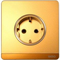 Nero Saklar Decora Q7-G Q716Vg-G - Gold