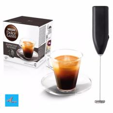 Toko Nescafe Dolce Gusto Espresso Intenso Dan Frother Milk Pengaduk Susu Kopi Ikea Multiwarna Termurah