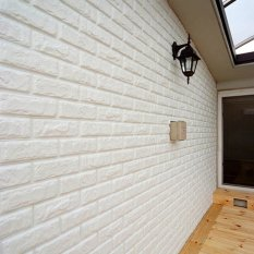 Harga Baru 60 Cm X 60 Cm 3D Desain Dinding Bata Busa Pe Dekadenif Stiker Perekat Kertas Dinding Untuk Dekorasi Rumah Fs001 Lengkap