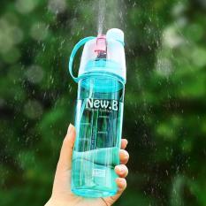 Beli New B Botol Minum Bpa Free Dengan Sprayer 600Ml Pakai Kartu Kredit
