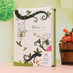 New Cute Pattern Photo Album Book Photo Image Album Scrapbook Binder 200 Inner Intl Oem Murah Di Tiongkok