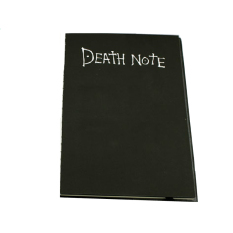 New Death Note 1Pc Notebook + Feather Pen Writing Book Notebookcosplay Journal - intl
