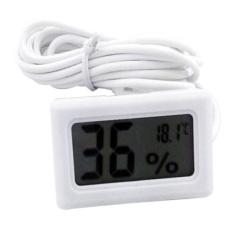 Baru Digital Termometer Higrometer untuk Inkubator Unggas Reptil Rumah Kaca-Internasional