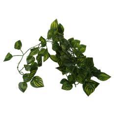 New Garden Palsu Hiasan Dekorasi Rumah Tanaman Hijau Daun Ivy Vine Dedaunan  Bunga Buatan 3296dfdb59