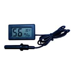 Baru LCD Digital Tertanam Termometer Higrometer untuk Inkubator Unggas Reptil-Internasional