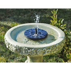 Top 10 Baru Solar Panel Powered Water Pump Fountain Garden Watering Kit Pompa Surya Set Intl Online