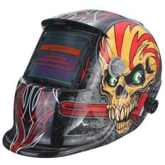 Spesifikasi Baru Surya Masker Helm Las Otomatis Gelap For Arc Cekcok Mig Penggilingan Tengkorak Baru Internasional Yang Bagus