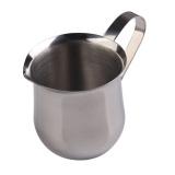 Jual Beli Online New Stainless Steel Toko Kopi Kecil Susu Krim Pinggang Bentuk Cup Kendi 141 75 G