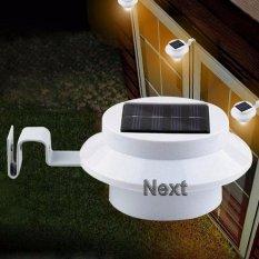 Next Lampu Outdoor LED Solar Cell Panel Surya Tenaga Matahari
