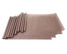 NiceEshop 10 Pack PTFE Teflon Lembar, Heat Press Transfer Lembar 16X20