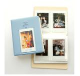 Pusat Jual Beli Niceeshop65 Pocket Pu Penutup Desain Depan Bingkai Album Foto Biru Tiongkok
