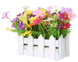 Spesifikasi Niceeshop Bunga Buatan Kecil Pot Tanaman Krisan Palsu Niceeshop