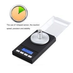 Beli Niceeshop High Precision 20G 001G Jewelry Scale Milligram Electronic Digital Scale Pocket Diamond Weight Scale Intl Kredit Tiongkok