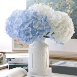 Toko Niceeshop Wedding Decoration Home Artificial Flowers Bouquet Hydrangea Party Decor Intl Terlengkap Di Tiongkok