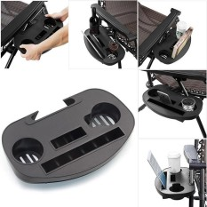 Toko Niceeshop Zero Gravity Chair Cup Holder Versatile Utility Tray Table Clip On Recliner For Water Cups Books Phone Intl Online Tiongkok