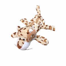 Toko Nici Kotak Pensil Boneka Cheetah Coklat Online Di North Sumatra