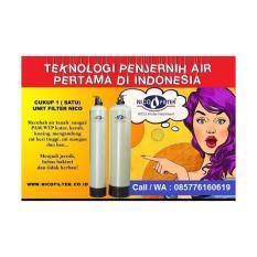 Nico Penjernih Air - Filter Air Jakarta Barat. Penyaring Zat Besi.