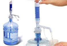 Nikita Pompa galon elektrik baterai - biru