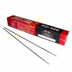Model Nikko Kawat Las Rd 460 Welding Electrodes 2 Mm Isi 2 Kg Terbaru