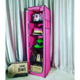 Harga Nine Box Multifunction Rack Organizer 5 Layer Rak Tas Rak Baju Lipat Type Lm05 Pink Nine Box Ori