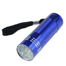 Sembilan LED Light LED Tampak Kecil BU-Intl
