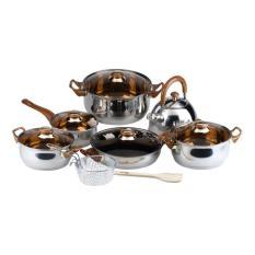 Noesan Oxone Eco Cookware Set Panci - Panci Serbaguna Best Seller