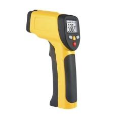 Non-kontak Digital Infrared Thermometer HT-820-D, Laser Rentang Pengukuran 50.0 ℃ Sampai 650 ℃/58.0 ℉ To1202 ℉-Intl